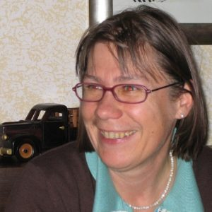 Bärbel van Dawen, stellv. Ortsvereinsvorsitzende
